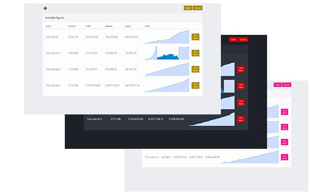 Whitelabel :: Social Trader Tools